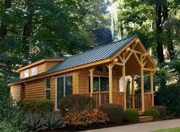 Small Picture 386 Sq Ft Park Model Tiny House by Palm Harbor Homes