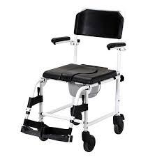 merits commode shower chair c200c