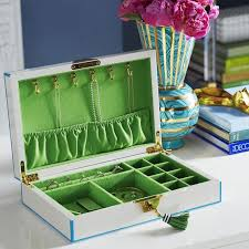 jonathan adler jewelry box. Jonathan Adler Lacquer Jewelry Box With