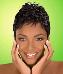 Womens Short Hair Style Pictures african american ladies short hairstyles hairstyle fo women & man 2964 by wearticles.com