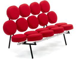 george nelson™ marshmallow sofa  hivemoderncom