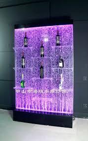 wine rack lighting. Wine Rack Lighting Acrylic Bubble Water Led Dancing Effect Cellar: Full Size