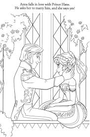 Anna And Prince Hans Are In