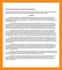 ezhar faridan page dtn info sample informative essays sample student informative essay jpg