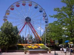 elitch gardens theme water park denver colorado amusement and theme parks