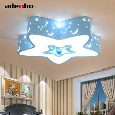 kids ceiling lighting. Creative Star Remote Control Kids Ceiling Lights LED Lamp Dimmable  Lighting Blue And Pink 46cm Kids Ceiling Lighting
