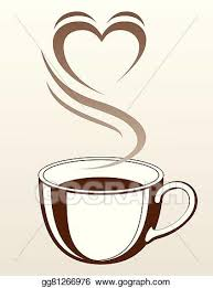 tea cup heart clip art. Delighful Art Coffee Or Tea Cup With Heart Throughout Clip Art S