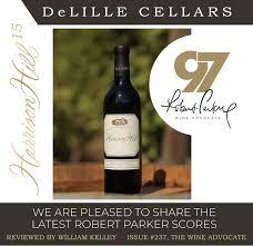 Delille Cellars Shop Robert Parker Scores