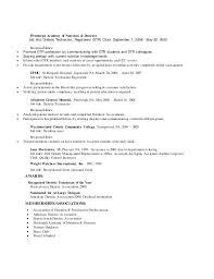 Dietary Technician Resume Dispatcher Nutrition Technician Resume ...