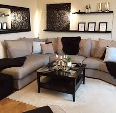 brilliant ideas living room wall decor best 25 black