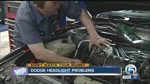 dodge headlight problems dodge headlight problems