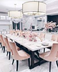 pink is cheery sophisticated and even y today we will show you 5 pink dining rooms that are the proof of that