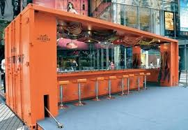 Pin by Brittney Mann on Pop Up Retail | Container restaurant, Container  cafe, Container house
