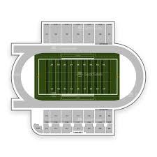 Johnny Unitas Stadium Seating Chart Towson Tigers Football Seating Chart Map Seatgeek