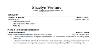 Create A Professional Resume That Stands Out From Others
