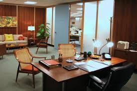 designs office. Beautiful Office Office Design During The Mad Men Period On Designs