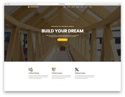 Construction Website Templates 24 Best Free Construction Website Templates 24 Colorlib 15