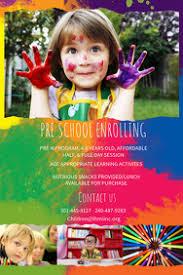 110 Preschool Customizable Design Templates Postermywall