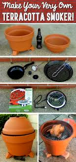 Diy Project Easy Diy Project Make Your Very Own Terracotta Smoker Cute Diy