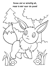 23 Eevee Coloring Pages Selection Free Coloring Pages Part 2