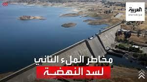هذه مخاطر الملء الثاني لسد النهضة على مصر والسودان - YouTube