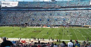 Tiaa Stadium Seating Chart Jacksonville Jaguars Seating Guide Tiaa Bank Field