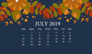 June 2019 Calendar Wallpapers ...