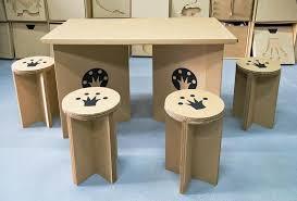 diy cardboard furniture. Cardboard Furniture Collection Design By Made In Cardboardia Diy F