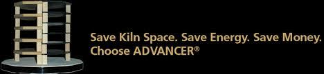 advancer silicon carbide kiln shelves