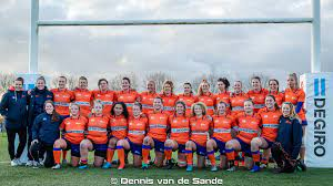 Rugby Europe Women's Championship 2020: Start Of A Journey Netherlands -  The Runner Sports