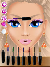make up touch 2 kids games s dressup game image 1