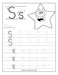Letters Tracing Templates Free Printable Alphabet Worksheets With ...