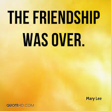 Quotes About Friendship Over Enchanting Mary Lee Friendship Quotes QuoteHD