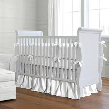 woodland animals crib set hunting crib bedding c and grey baby bedding plain white cot bedding set