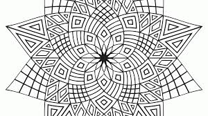 Coloring is good for your kid's motor skill and creative development. Geometric Design Coloring Pages To Print Coloring Home