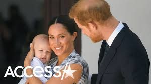 Meghan Markle And Prince Harry Spend Archie's First Christmas In Canada:  All The Details!