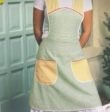 Vintage Apron Patterns Unique Apron Patterns DecorLinen