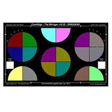 Camera Chip Chart