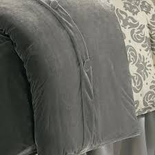 gray velvet duvet cover king kerrington slate grey velvet duvet cover purple velvet duvet cover king