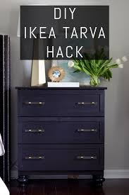 diy furniture makeover full tutorial. Check Out This Beautiful DIY IKEA TARVA Hack! Transform Inexpensive Piece Of Furniture For A Totally Custom Look With Step By Tutorial . Diy Makeover Full U