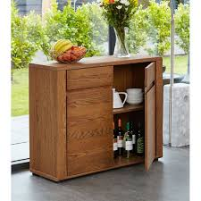 olten dark oak furniture hidden. add some practical storage to your dining room with this stylish olten dark oak small sideboard the has 4 compartments hidden behind furniture i