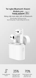 Tai nghe Bluetooth Xiaomi Airdots Pro 2s TWSEJ05WM