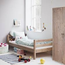 Single Bedroom Furniture Flexa Classic Single Bed Tr Hayes Furniture Store Bath