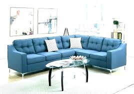 turquoise sectional sofa leather teal blue home improvement