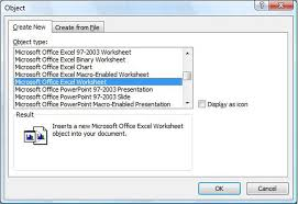 Excel Word Your Options For Placing Excel Data In Word Cnet
