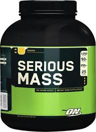 serious m weight gainer by optimum nutrition protein powder tfsupplements