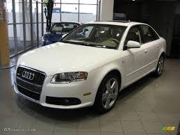2008 Ibis White Audi A4 3.2 Sedan #6561998   GTCarLot.com - Car ...