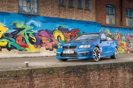 Vauxhall VXR8 Tourer Official Pictures - autoevolution
