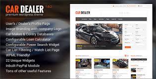 Car Dealer V1 0 7 Auto Dealer Responsive Wp Theme Free