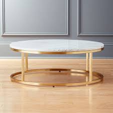 modern round coffee tables